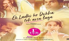 Ek Ladki Ko Dekha toh Aisa Laga (ELKDTAL) Box Office Collection