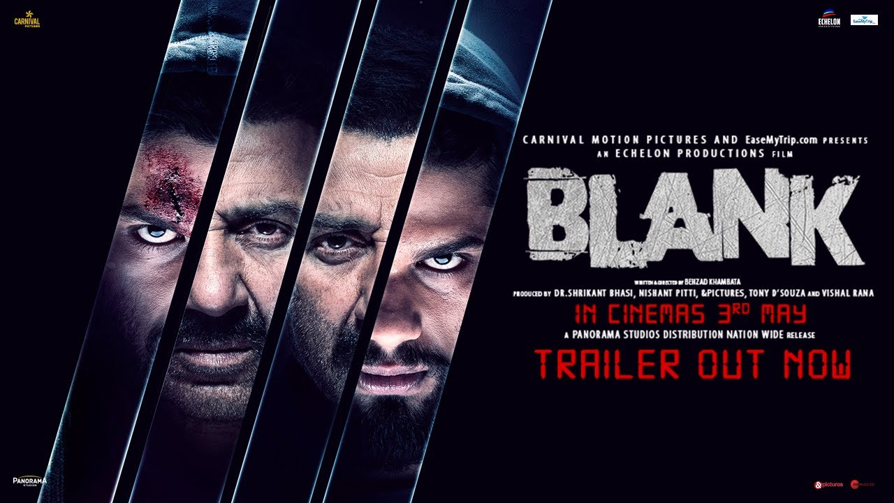 Blank Box office collection