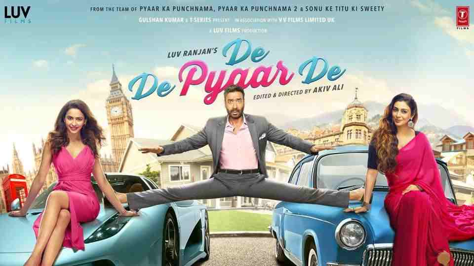 De De Pyaar De Box Office Collection