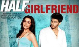 Half Girlfriend Box Office Collection