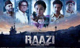 Raazi Box Office Collection