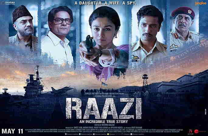 Raazi Box Office Collection