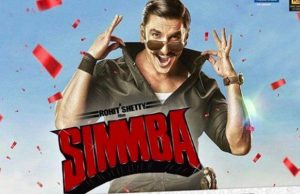 Simmba Bollywood Movie – Box Office Collection and Updates