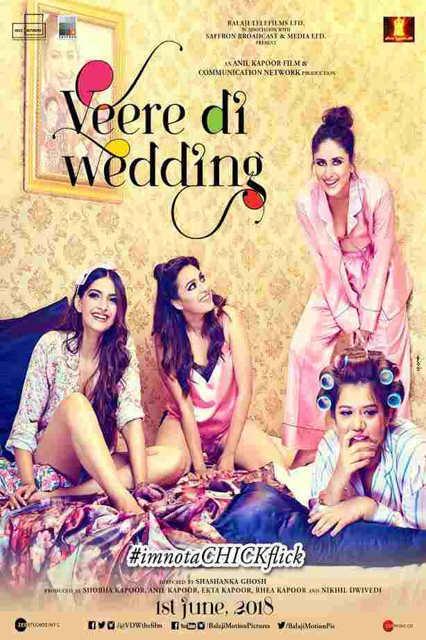 Veere Di Wedding Bollywood Movie – Box Office Collection